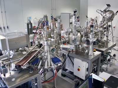 Epitaxy Laboratory  | © Scienta Omicron