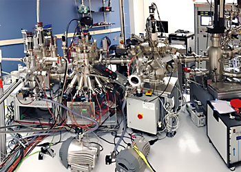 Materials Innovation Platform with EVO50 MBE, ARPES and LT Nanoprobe at the 2D Crystal Consortium (2DCC-MIP) | © Penn State University