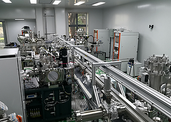 Scienta Omicron's Linear Transfer Line at the School of Materials Science & Engineering, Tsinghua University | © Scienta Omicron
