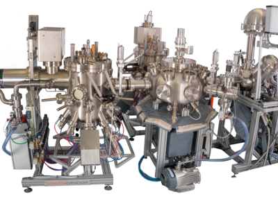 Molecular Beam Epitaxy (MBE), Atomic Layer Deposition (ALD), and in-situ X-Ray Photoelectron Spectroscopy Laboratory | © Scienta Omicron