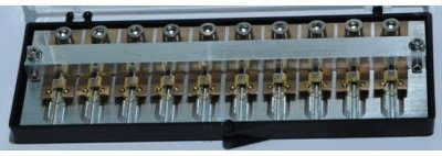 Contact-Mode Cantilever (Set of 10) for VT AFM | © Scienta Omicron