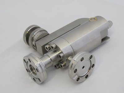 All Metal Leak Valve DN16CF | © Scienta Omicron