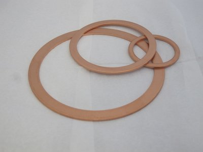 Copper Gasket DN16CF | © Scienta Omicron